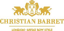 Logo Christian Barret, výrobcu oblekov na mieru