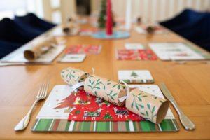 Papírové prostírání na stůl