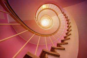 Lišty na schody do domácností